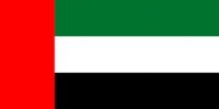 United Arab Emirates's flag.